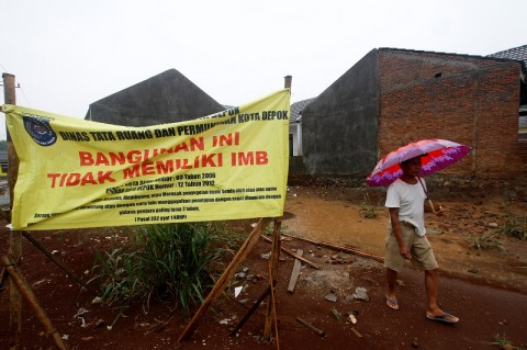 IMB Bakal Dihapus, Pengembang Minta Kebijakan yang <i>Friendly</i>