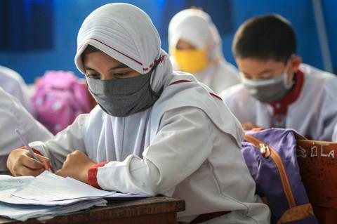 Warga Palembang Terdampak Kabut Asap Diimbau Kenakan Masker
