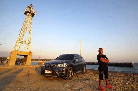 Jajal BMW X1 ke Lokasi Wisata Anti Mainstream Sulselbar