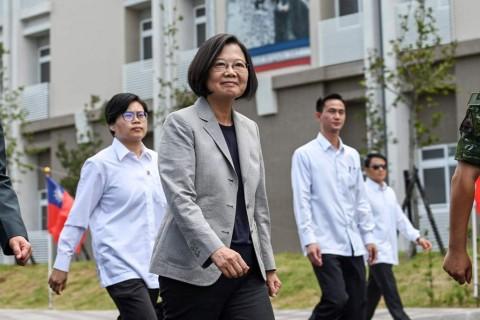 Kiribati Akui Tiongkok, Taiwan Putuskan Hubungan Diplomatik