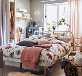 Trik Menata Kamar Tidur Mungil