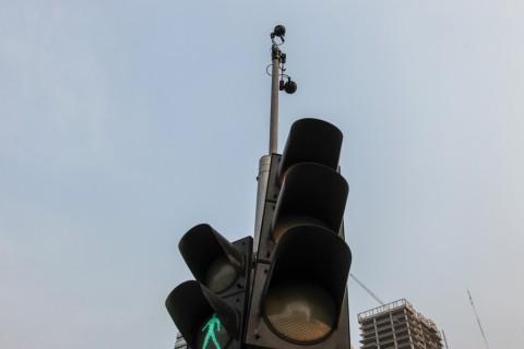Mobil Luar Kota Tetap Dipantau Kamera Tilang Tol