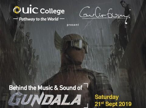 Mengulik Proses Kreatif di Balik Musik dan Tata Suara Film Gundala