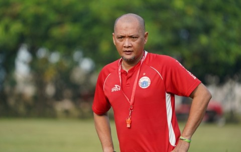 Persija Tunjuk Sudirman jadi Pelatih Sementara