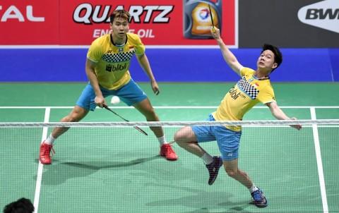 Empat Wakil Indonesia Tersisa di Semifinal China Open 2019