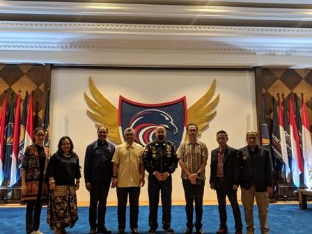 Universitas Utara Malaysia Undang Surya Paloh Beri Kuliah Umum