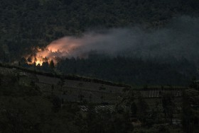 Kebakaran Gunung Slamet Merambat ke Banyumas