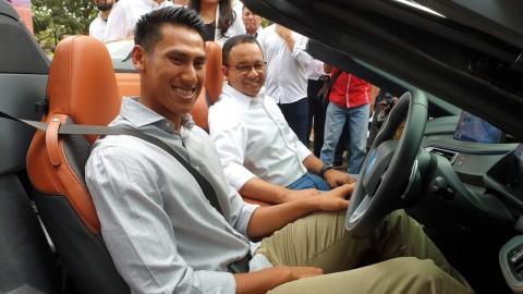 Sean Gelael Didorong Mewakili Indonesia pada Formula E di Jakarta