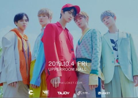 Boyband Korea CIX Gelar Showcase Perdana di Indonesia