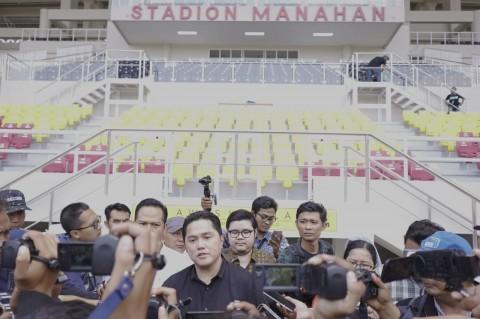 Erick Thohir Buka Peluang Jadi Investor Klub Liga 2