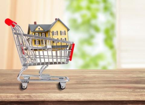Tren Belanja <i> Online </i> Meningkat, Banyak Ruko Dijual