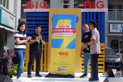 Luncurkan GIG Home, IM2 Jamin Internet Stabil