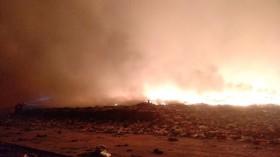 7 Saksi Diperiksa Terkait Kebakaran TPA Antang
