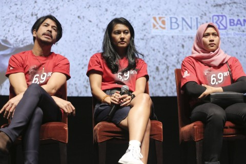 Ariyo Wahab Sempat Kesulitan Perankan Pelatih 'Spiderwoman Indonesia'