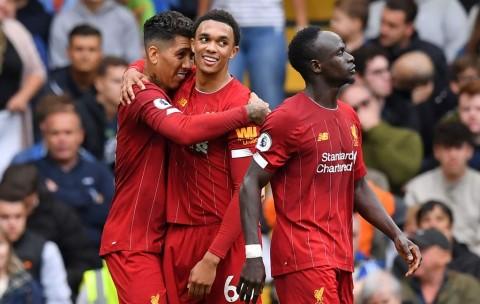 Fakta Menarik Usai Liverpool Gasak Chelsea