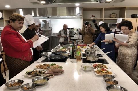 Ketika Chef Masjid Indonesia se-Korsel Berlaga