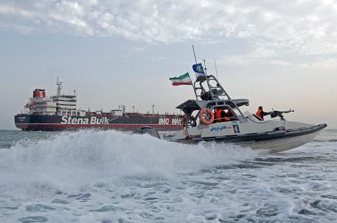 Iran Siap Bebaskan Tanker Inggris