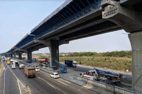 Menhub Minta Faktor Safety Tol Layang Jakarta-Cikampek Diperhatikan