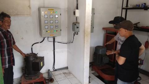 Cerita dari Pelosok Kulon Progo Merintis Kemandirian Energi
