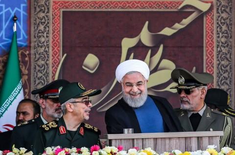 Rouhani Sebut AS Takut atas Kehadiran Iran di PBB