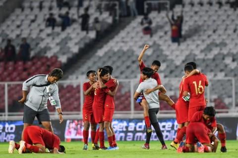 16 Tim Lolos ke Piala Asia, Timnas Indonesia U-16 Satu-satunya Wakil ASEAN