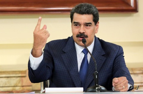 Maduro Tuding AS Hendak Ganggu Pemilu Venezuela