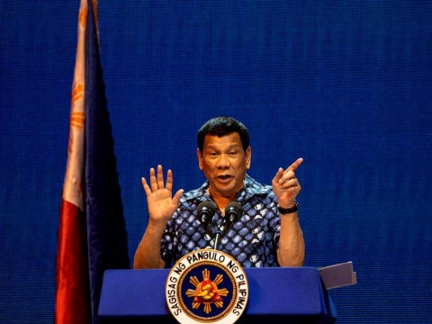 82 Persen Warga Filipina Setuju Perang Narkoba Duterte