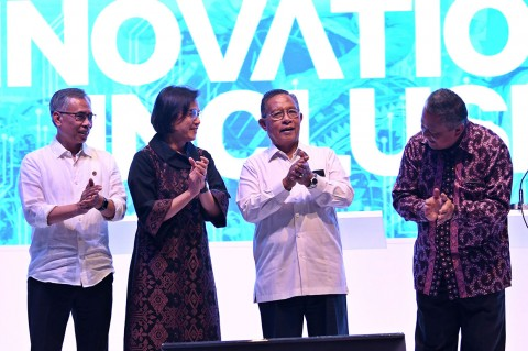 Indonesia FinTech Summit and Expo 2019 Resmi Dibuka