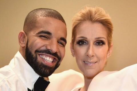 Celine Dion Tak Ingin Wajahnya ada di Tubuh Drake