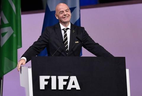 Presiden FIFA Minta Italia Tiru Inggris untuk Perangi Rasisme