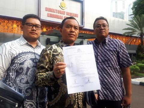 Lagi-lagi Eggi Sudjana Dilaporkan ke Polisi
