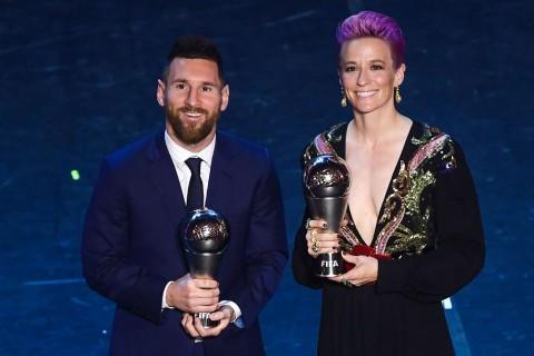 Daftar Lengkap Peraih Penghargaan Terbaik FIFA 2019