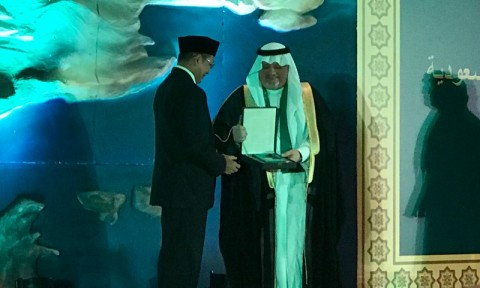 89 Tahun Arab Saudi dan Kekuatan Islam Moderat