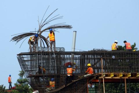 Pembangunan Infrastruktur 2020-2024 Butuh Rp6.421 Triliun