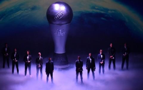 Empat Wajah Baru Masuk Tim Terbaik FIFA FIFPro 2019