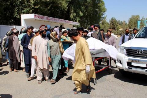 Serangan Udara di Afghanistan Tewaskan 40 Tamu Pernikahan