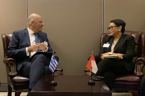 Indonesia Strengthens Diplomatic Ties with Greece, Dominican Republic