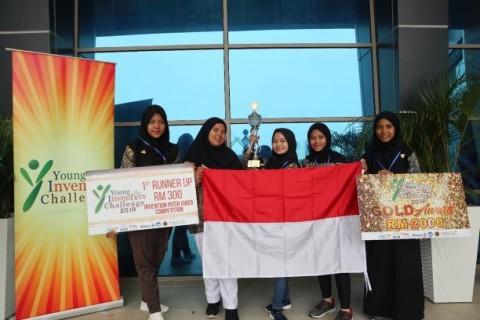 Berkat Singkong, Peneliti Muda Asal Lamongan Juara di Malaysia