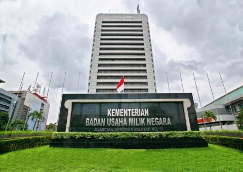 Kementerian BUMN Hormati Proses Hukum Direksi Perum Perindo