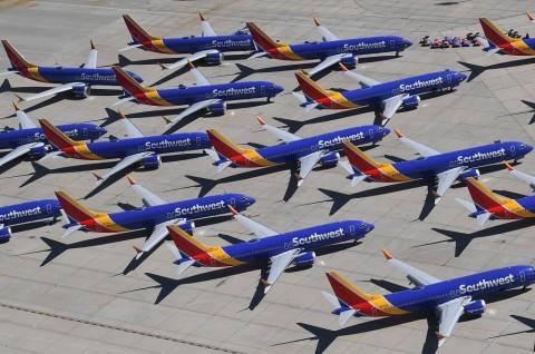 Keluarga Korban 737 Max akan Terima Rp2 Miliar dari Boeing