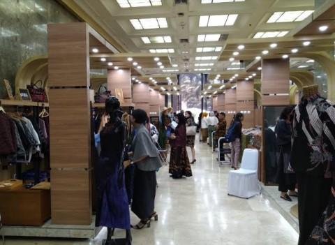 Kemenperin Dorong Industri Batik Melaju