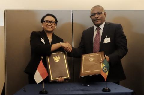 Ethiopia Diharapkan Jadi Jembatan Indonesia-Afrika