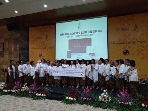 Pusat Data Batik Jaga Warisan Budaya RI