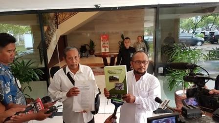 Kelompok Tani Simalungun Minta Bantuan Jokowi