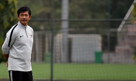 Indra Sjafri Daftarkan 40 Nama untuk SEA Games 2019
