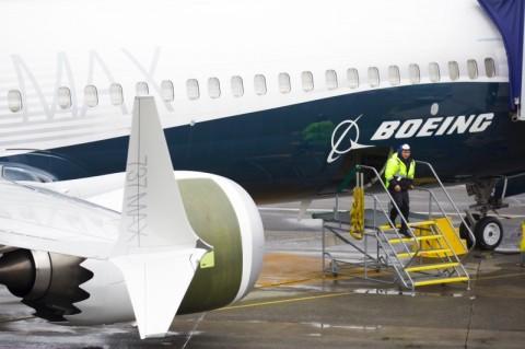 Larangan Terbang Boeing 737 MAX Masih Berlaku