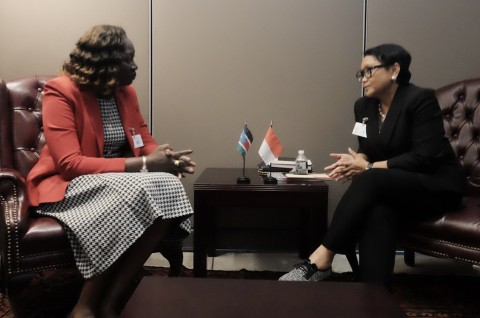 RI, South Sudan Planning to Open Diplomatic Relations