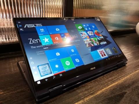 ASUS Jelaskan Pekerja Mobile Andalkan ZenBook Flip UX362