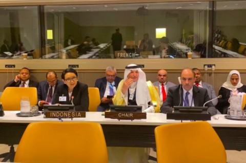 Menlu Retno: Retorika AntiIslam Tak Sesuai Nilai Demokrasi