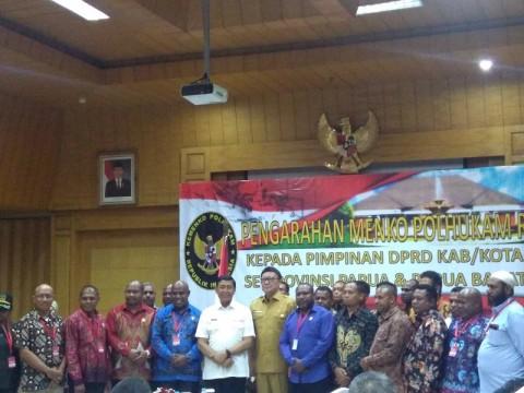 Delapan Aspirasi Anggota DPRD Papua dan Papua Barat